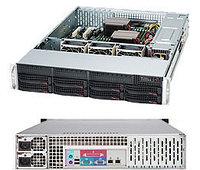 Корпус для сервера Supermicro CSE-825TQ-R720  Rack 2U