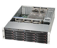 Корпус для сервера Supermicro CSE-836BE16-R920B  Rack 3U