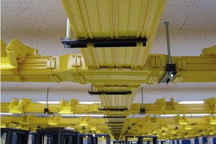 Кабельный короб  Optiway 60x60x2000, фото 2