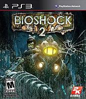 Игра для PS3 Bioshock 2 (вскрытый), фото 1