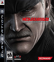 Игра для PS3 MetalGearSolid 4 Guns of the Patriots
