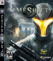 Игра для PS3 Time Shift