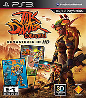 Игра для PS3 Jak and Daxter Collection