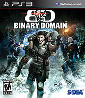 Игра для PS3 Binary Domain