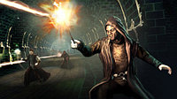 Игра для PS3 Harry Potter and the Deathly Hallows Part I
