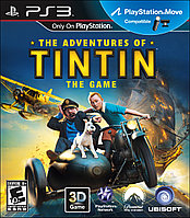 Игра для PS3 Move The Adventures of Tintin, фото 1