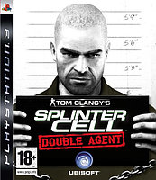 Игра для PS3 Tom Clancy's Splinter Cell Double Agent