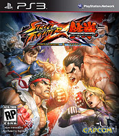 Игра для PS3 Tekken X Street Fighter на русском языке, фото 1