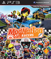 Игра для PS3 ModNation Racers, фото 1