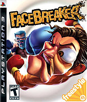 Игра для PS3 FaceBreaker, фото 1