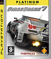 Игра для PS3 Ridge Racer 7
