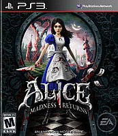 Игра для PS3 Alice Madness Returns, фото 1