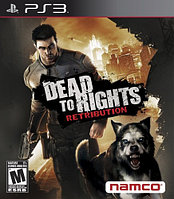 Игра для PS3 Dead to Rights Retribution, фото 1