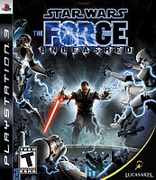 Игра для PS3 Star Wars Force Unleashed (вскрытый)