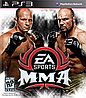 Игра для PS3 EA Sports MMA