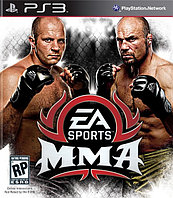 Игра для PS3 EA Sports MMA, фото 1