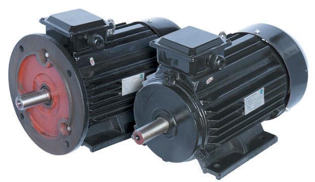 Электродвигатель 1,1 квт 3000 об/мин  фланц