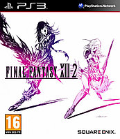 Игра для PS3 Final Fantasy XIII-2
