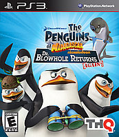 Игра для PS3 The Penguins of Madagascar Dr.Blowhole Returns на русском языке