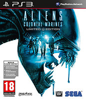 Игра для PS3 Aliens Colonial Marines Limited Edition (вскрытый), фото 1