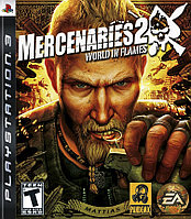 Игра для PS3 Mercenaries 2 World in Flames