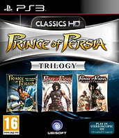 Игра для PS3 Prince of Persia Trilogy