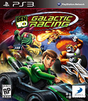 Игра для PS3 Ben 10 Galactic Racing