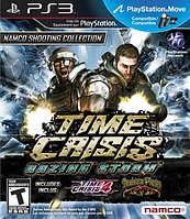 Игра для PS3 Move Time Crisis Razing Storm + Time Crisis 4 + Dreamstorm Pirates, фото 1