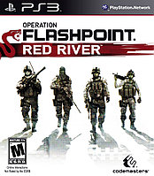 Игра для PS3 Operation Flashpoint Red River, фото 1