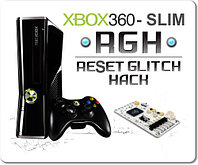 "Установка, прошивка Freeboot (RGH) Reset Glitch Hack (Глитч) XBOX 360 ""CORONA V-4"" (SLIM)"