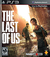 Игра для PS3 The Last of us, фото 1