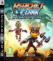 Игра для PS3 Ratchet & Clank A Crack in Time, фото 1