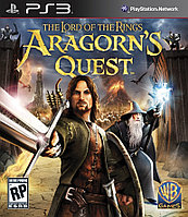 Игра для PS3 Move The Lord of the Rings Aragorn's Quest, фото 1
