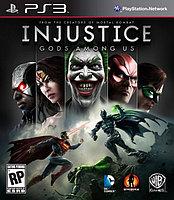 Игра для PS3 Injustice Gods among Us на русском языке, фото 1