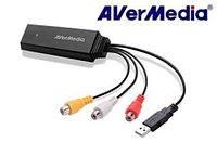 HDMI converter, AVerMedia ET113, Component (YPbPr)+audio -> HDMI, USB power
