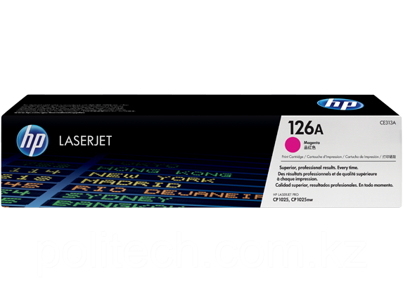 Cartridge HP/CE313A/Laser/magenta