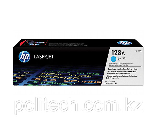 Cartridge HP/CE321A/Laser/cyan