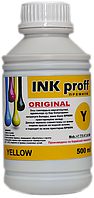 InkProff Yellow 500 мл.