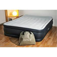 Надувные кровати intex 67738 Deluxe Pillow Rest Raised Bed