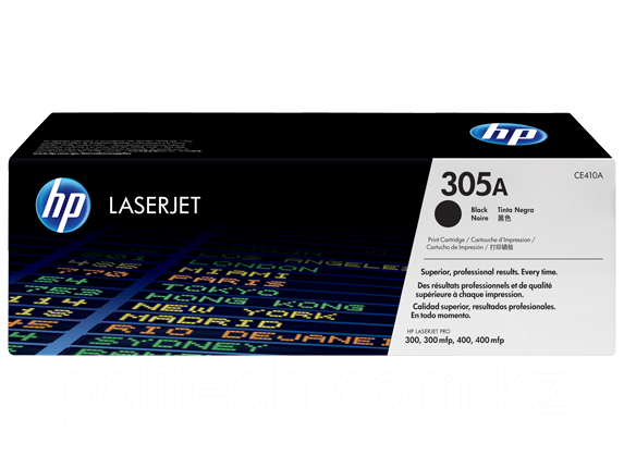 Cartridge HP/CE410A/Laser/black