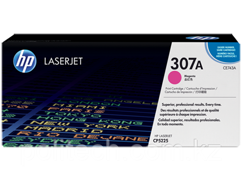 Cartridge HP/CE743A/Laser/magenta