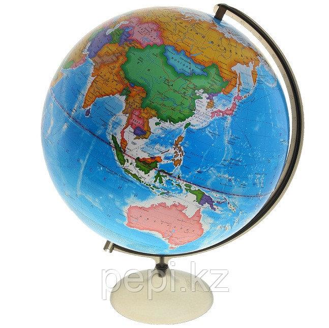 Глобус политический диаметр 420 мм