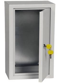 Щиты с монтажной панелью IP-31* (панель из оцинкованной стали)