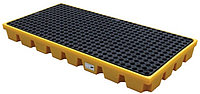 Платформа - контейнер на 2 бочки для ЛРТЖ (Код: SJ-300-001)