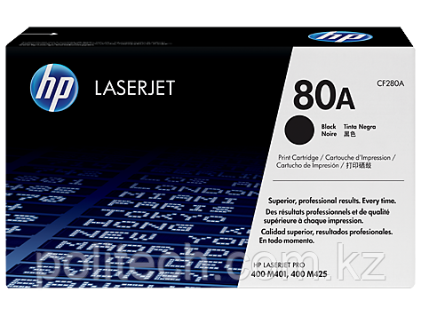 Cartridge HP/CF280A/Laser/black