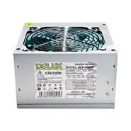Power supply ATX, Delux DLP-400SP, 400W, 12cm fan, 20+4pin, 3 SATA, 4pin