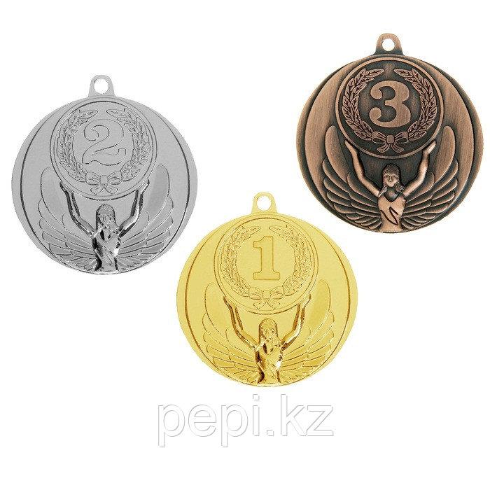 Медали призовые d 4,5 см (комплект)+лента