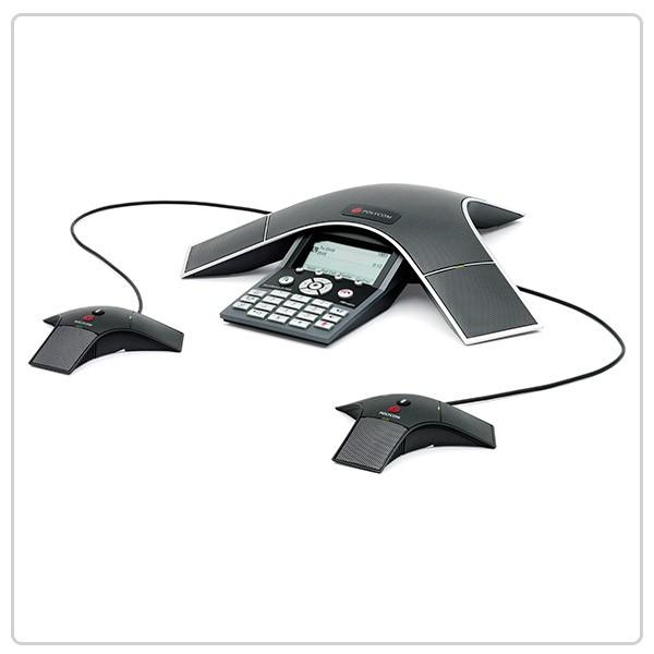 Polycom SoundStation IP 7000 - iP конференц-телефон