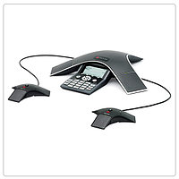 Polycom SoundStation IP 7000 - iP конференц-телефон