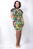 Эффектное платье Wisell. Размеры - 54, 56., фото 2
